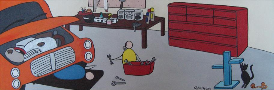 Dad's helper